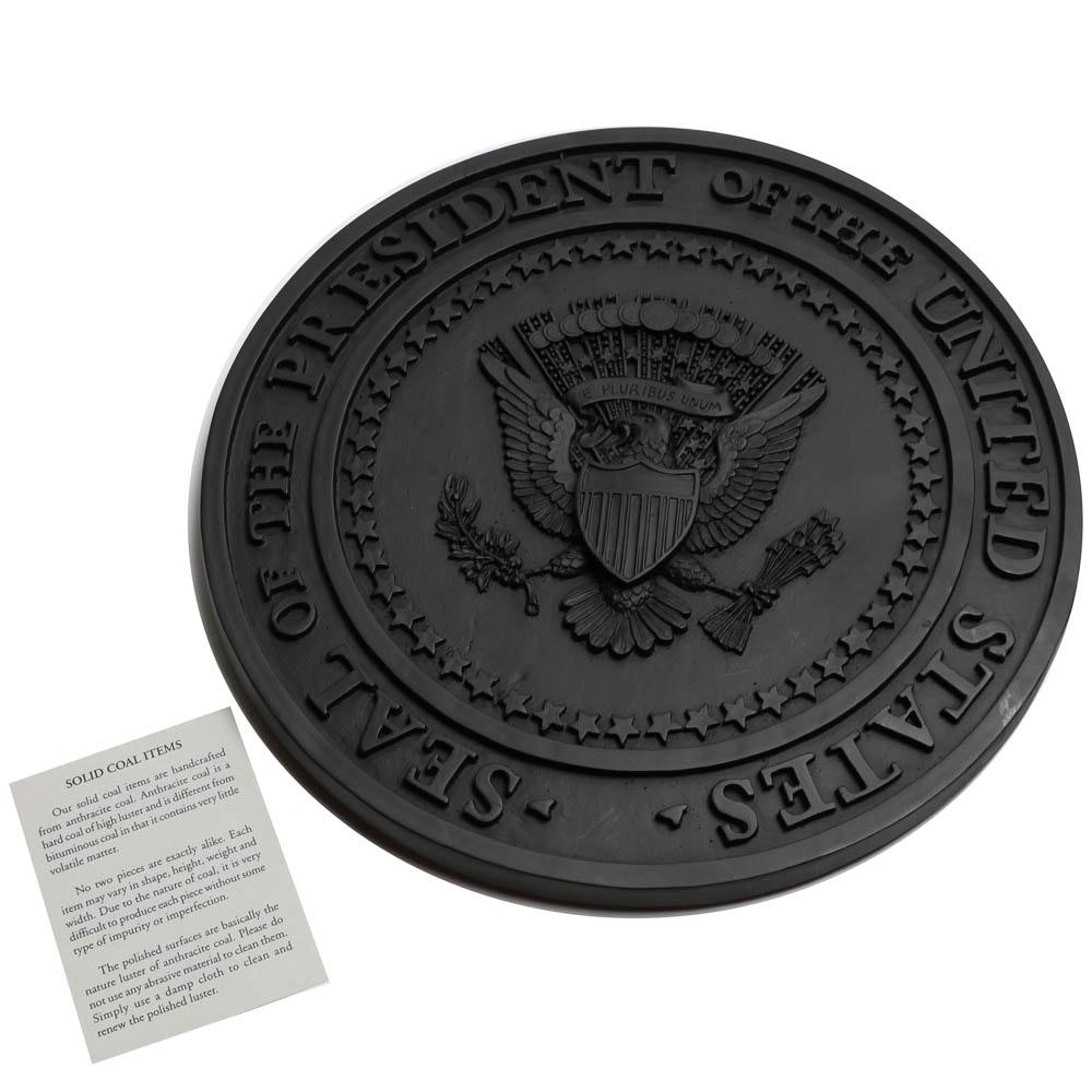 Solid Coal Presidential Seal