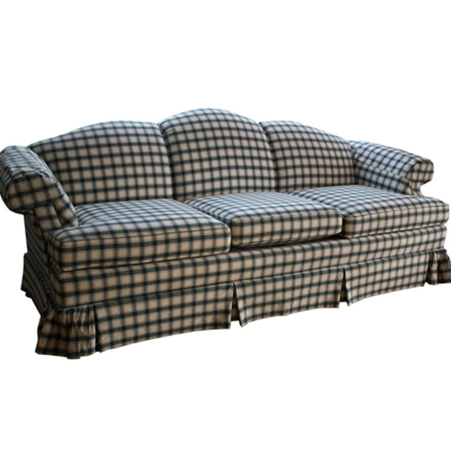 Clayton Marcus Upholstered Sofa Ebth