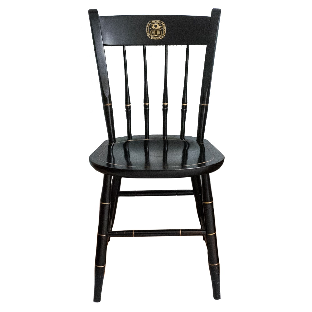 Exceptionnel Nichols U0026 Stone Amherst Collegiate Chair ...