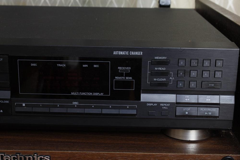 Marantz 4100 receiver toshiba cd player yamaha tuner for Marantz or yamaha