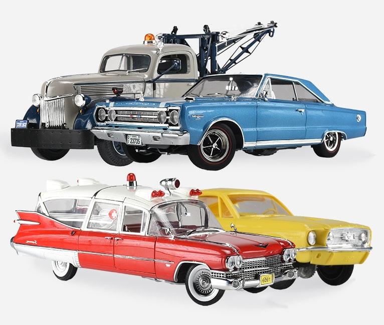 Dennis Erickson Model Car Collection