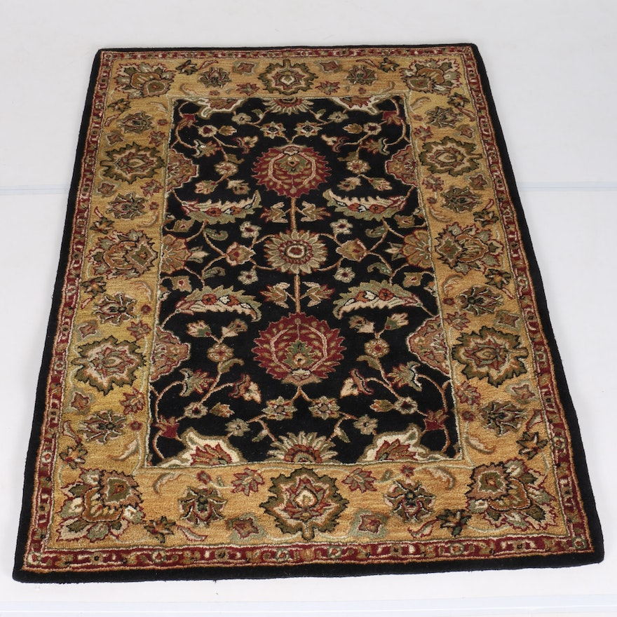 Hand Tufted Persian Area Rug From The Maple Collection By Loloi