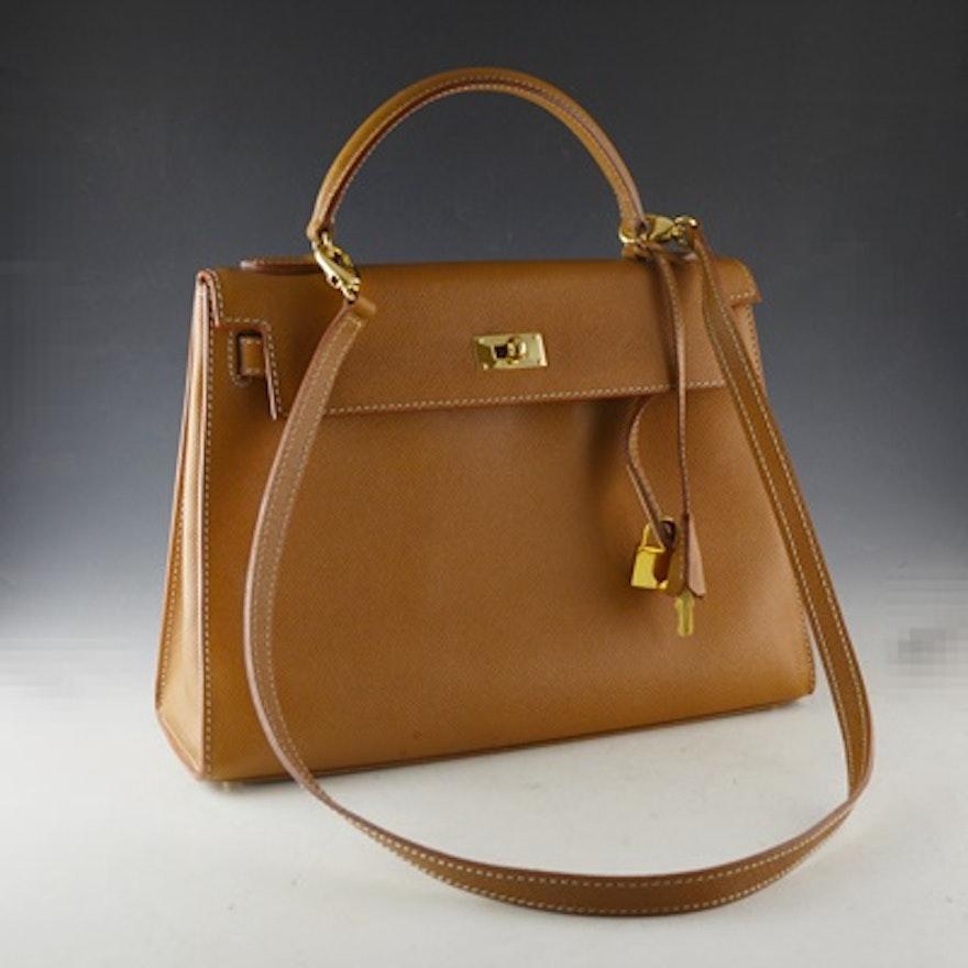 Buti Italian Designer Leather Handbag
