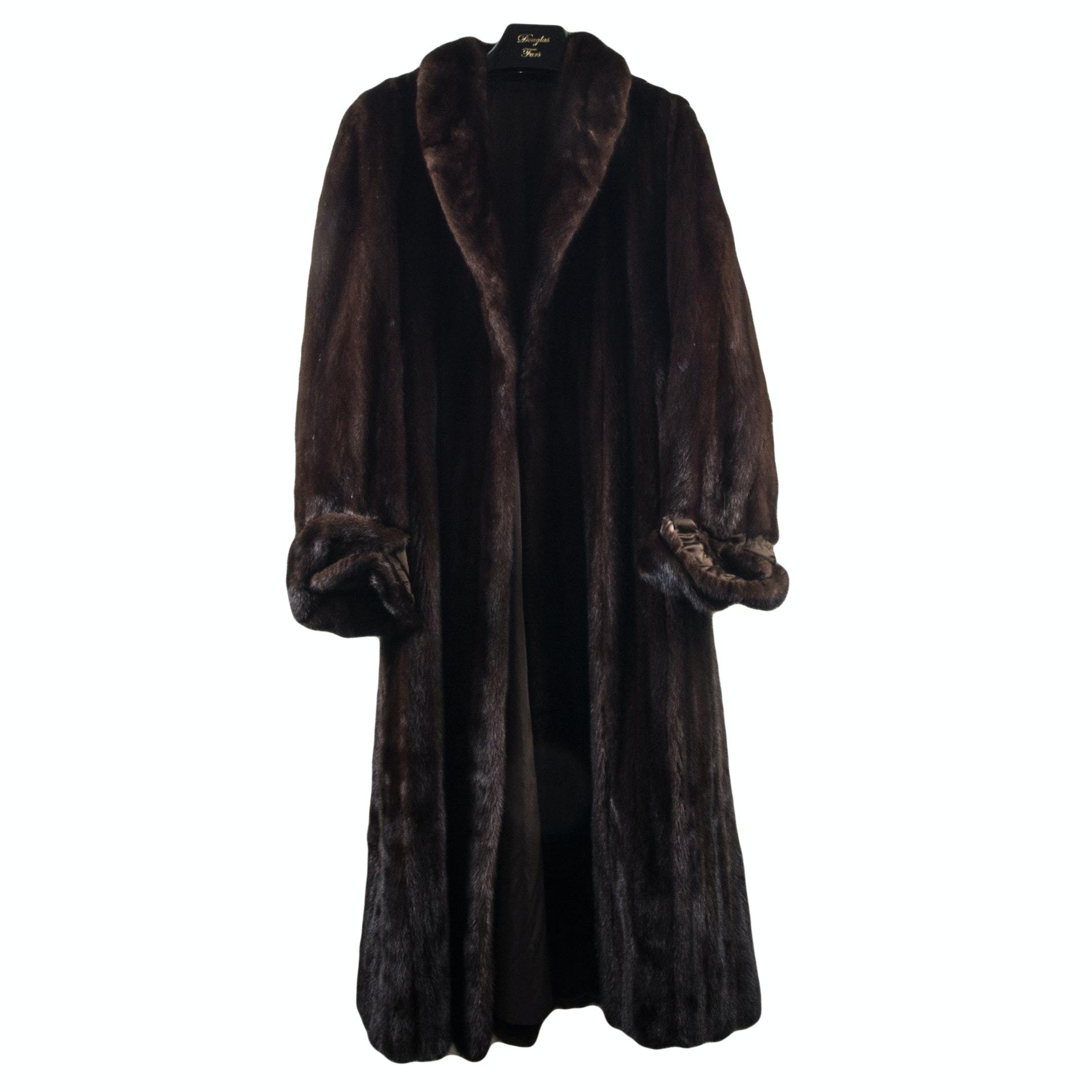 Full-Length Mink Coat
