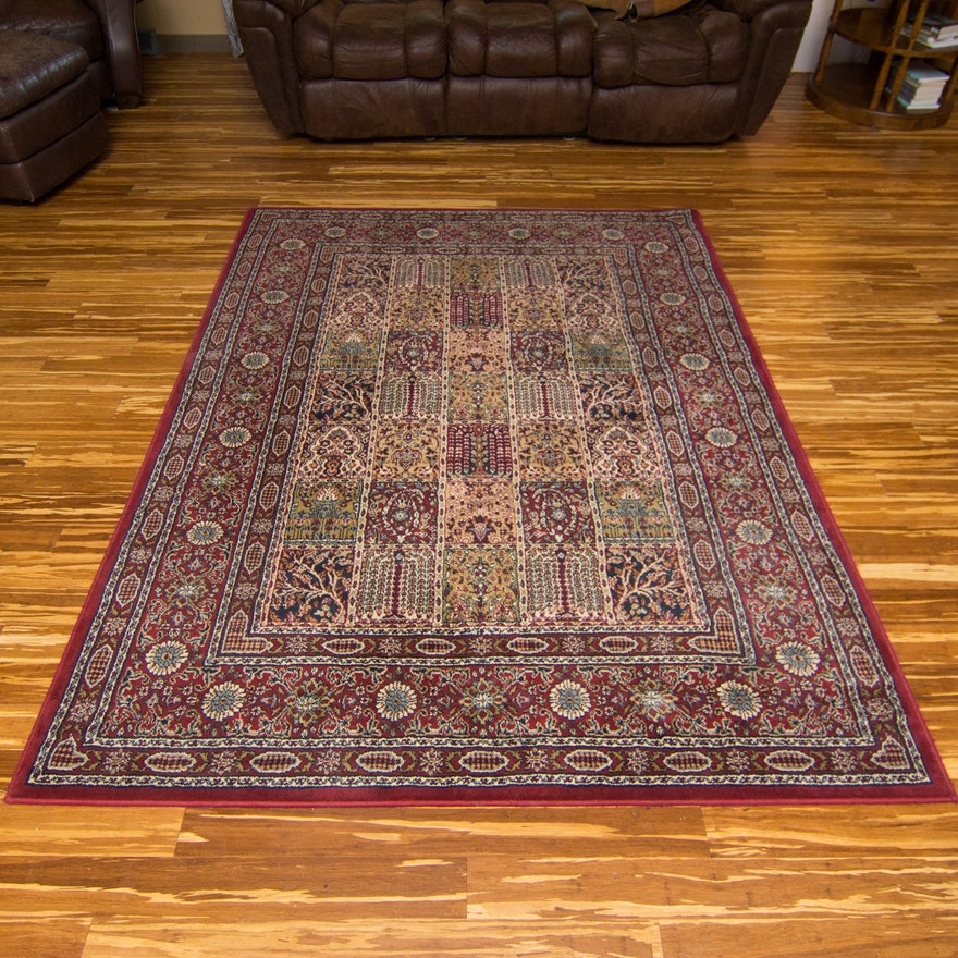 """Egyptian Made """"Valby Ruta"""" Synthetic Fiber Area Rug By"""