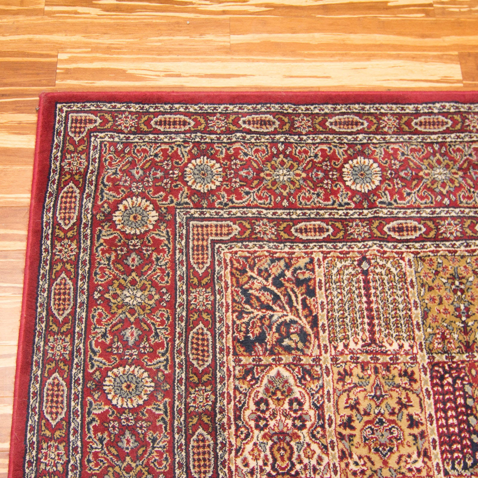 Egyptian Made Quot Valby Ruta Quot Synthetic Fiber Area Rug By