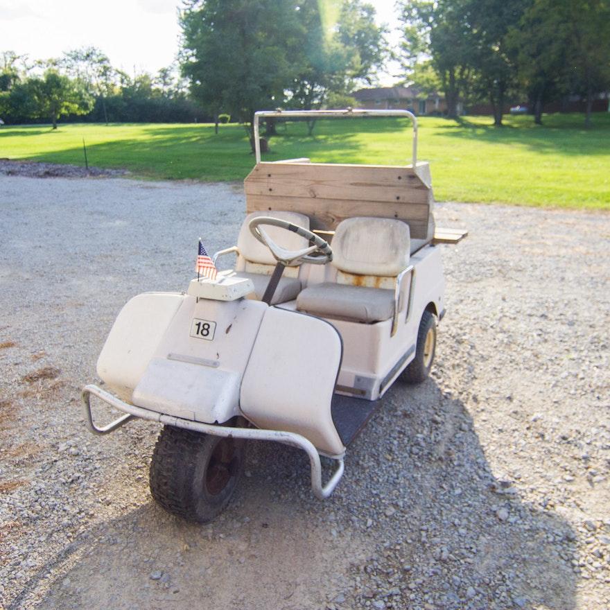 AMF Harley-Davidson Golf Cart : EBTH on kohler golf cart engine, jacobsen golf cart engine, honda golf cart engine, golf cart v-twin engine, harley golf cart engine, columbia golf cart engine, cushman golf cart engine, suzuki golf cart engine,