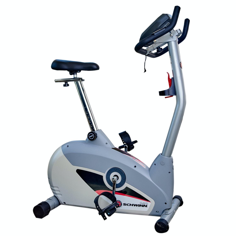 schwinn 140 upright stationary exercise bike ebth rh ebth com Schwinn 140 Stationary Bike Schwinn Recumbent Exercise Bike Manual