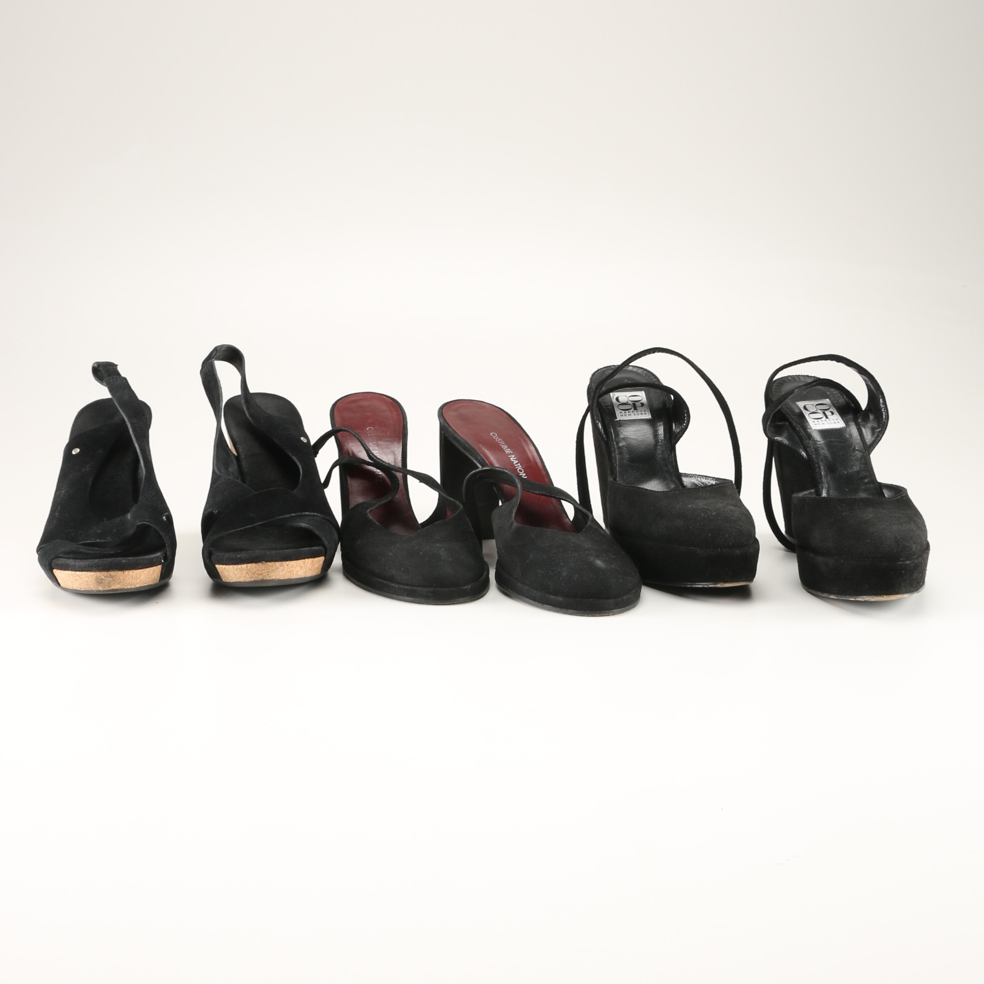 Assortment of Women's Dress Shoes with Ugg