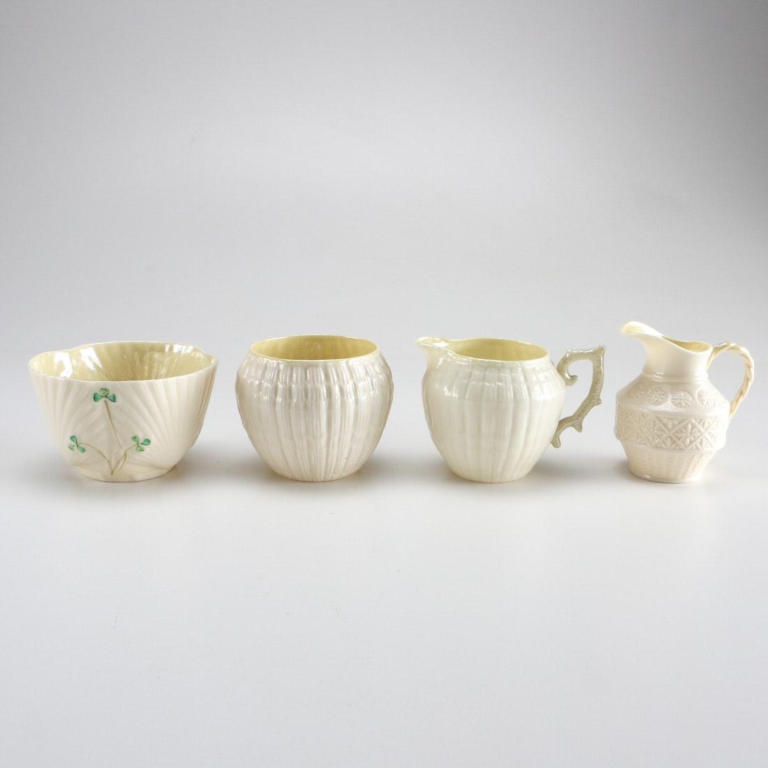 Collection of Baleek Servingware