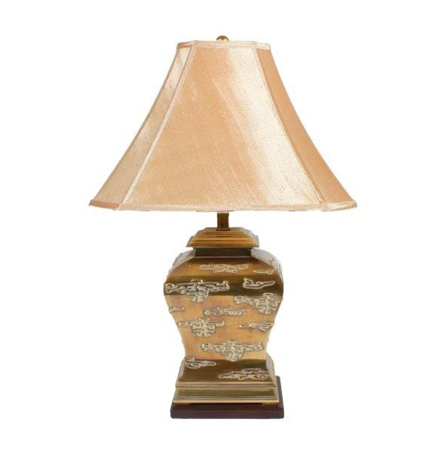 18 frederick cooper table lamps brass saffron glazed vase frederick cooper table lamps brass by frederick cooper chicago table lamp ebth geotapseo Image collections
