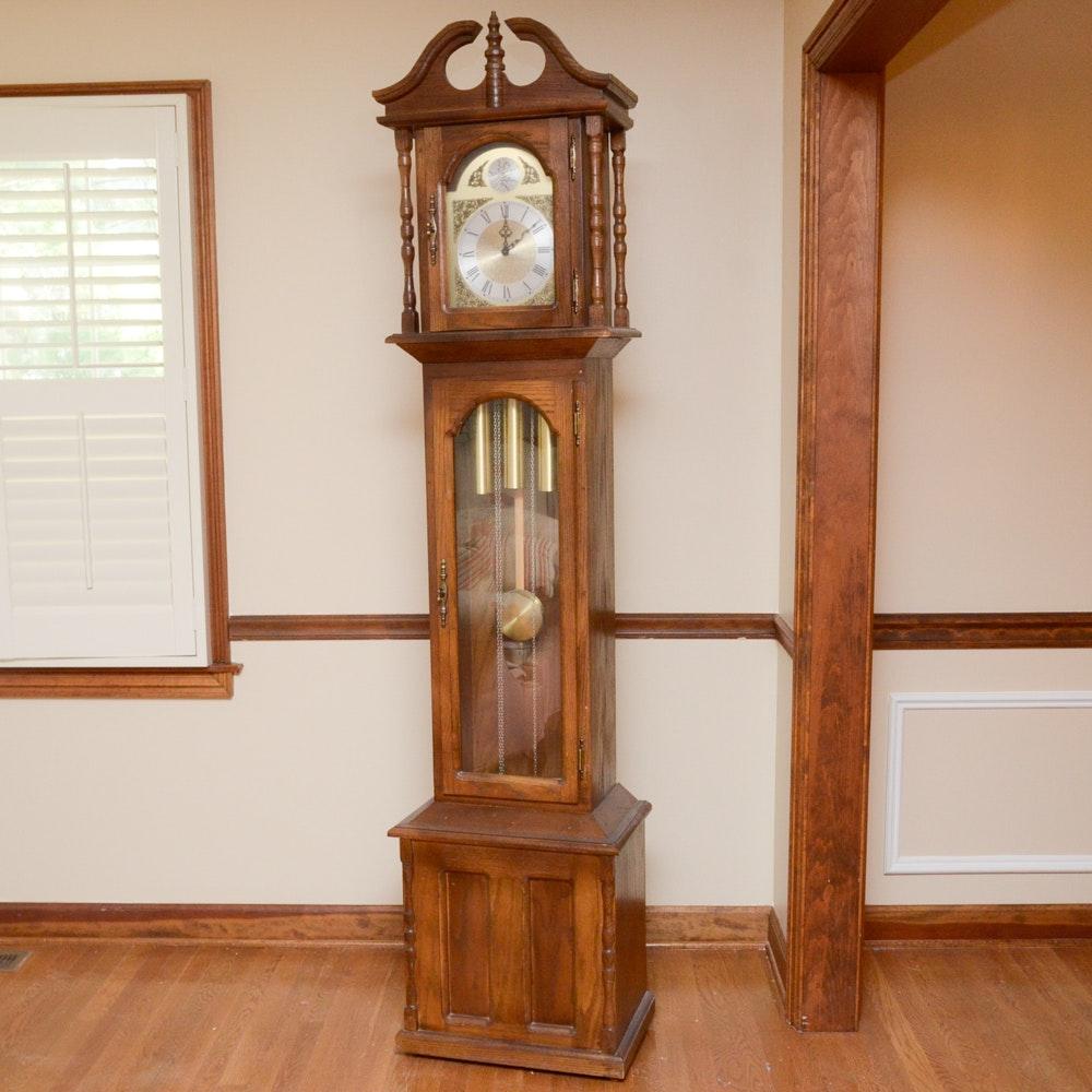 tempus fugit grandfather clock how to set