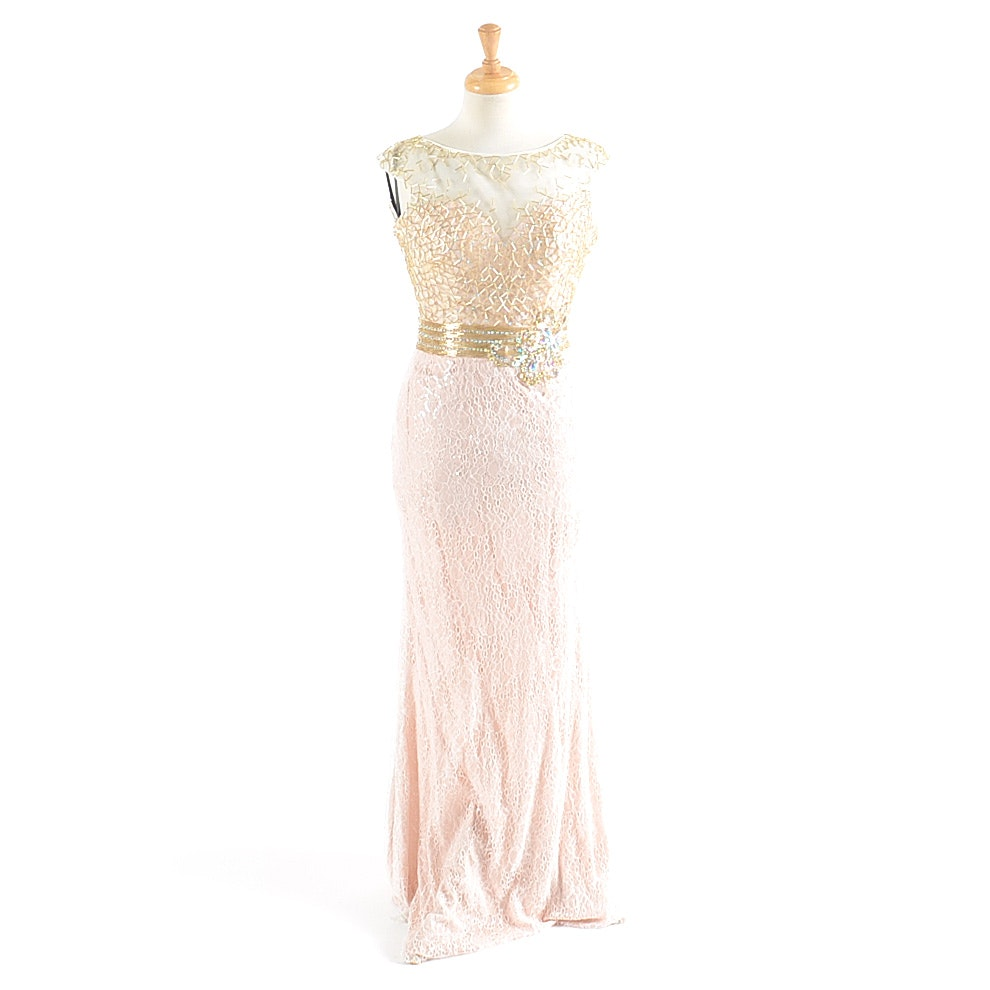 Camille Evening Gowns
