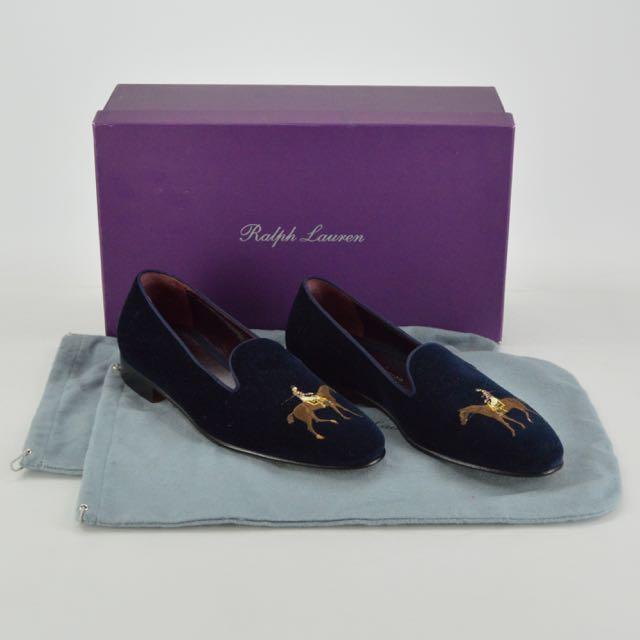 Purple Label Lauren Venetian Ralph Slippers rxoeBdCW