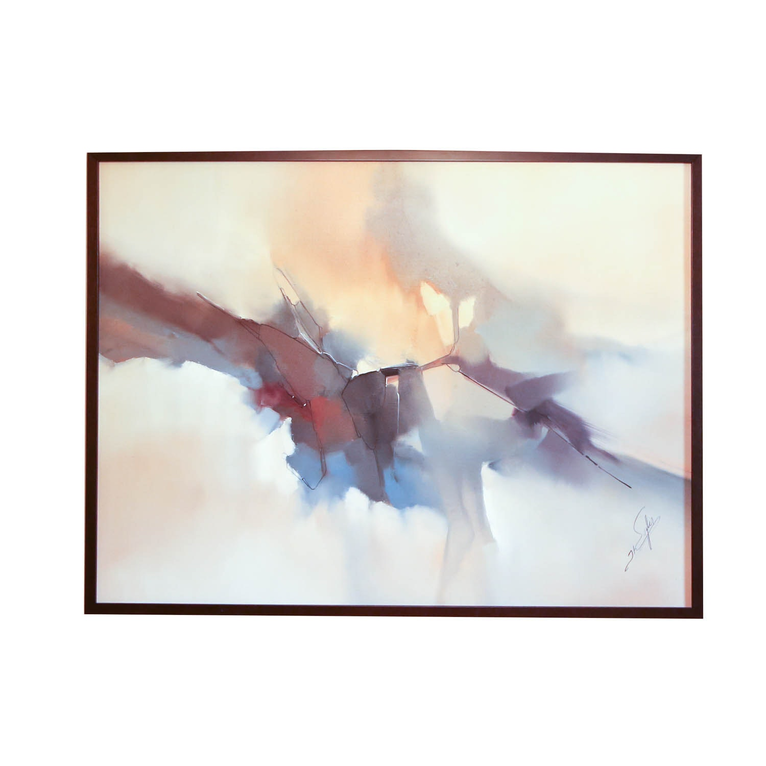 Thomas Kugler Abstract Oil Painting on Canvas