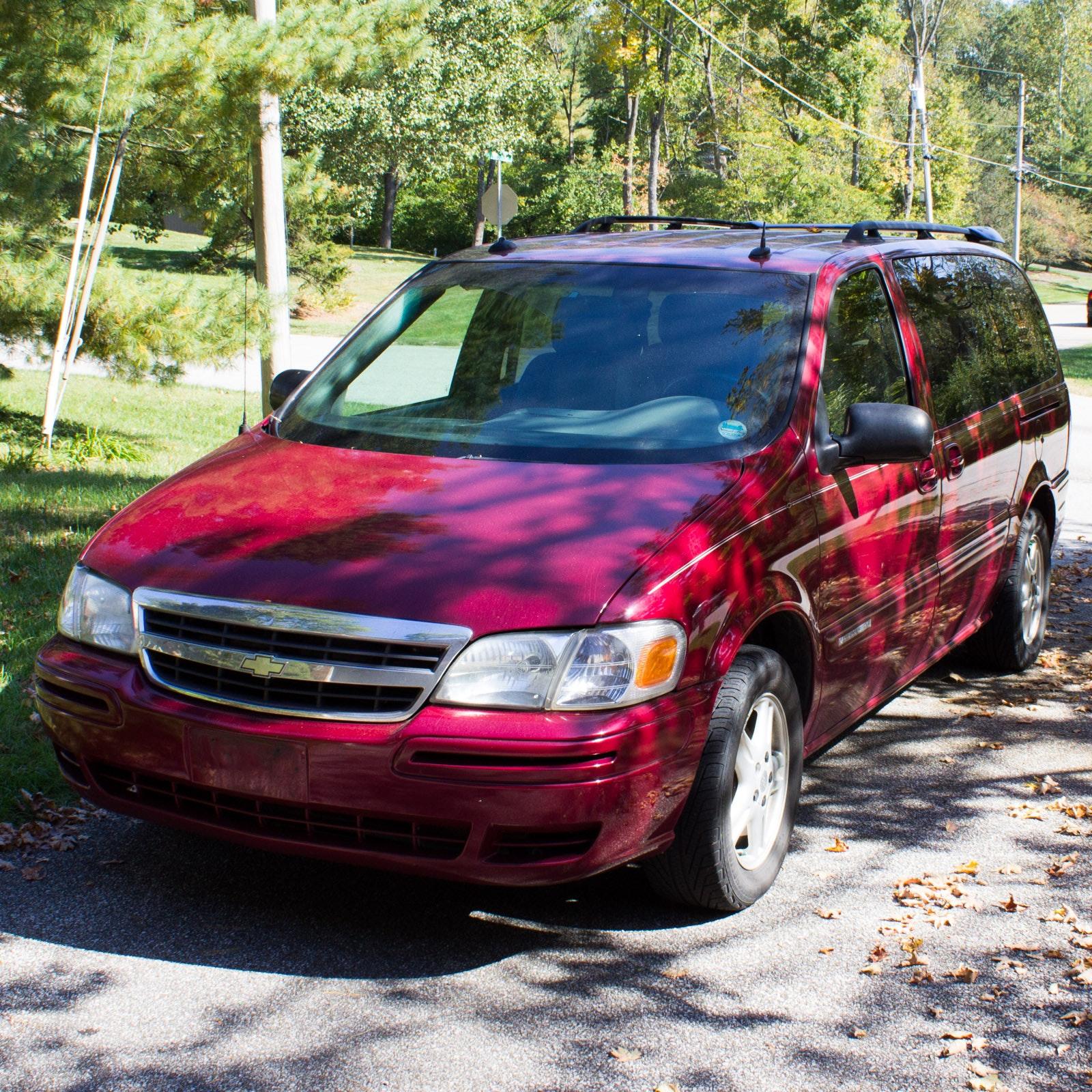 2004 Chevrolet Venture LT Minivan