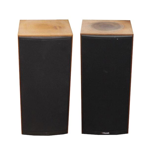 Klipsch floor speakers ebth for 12 floor speaker