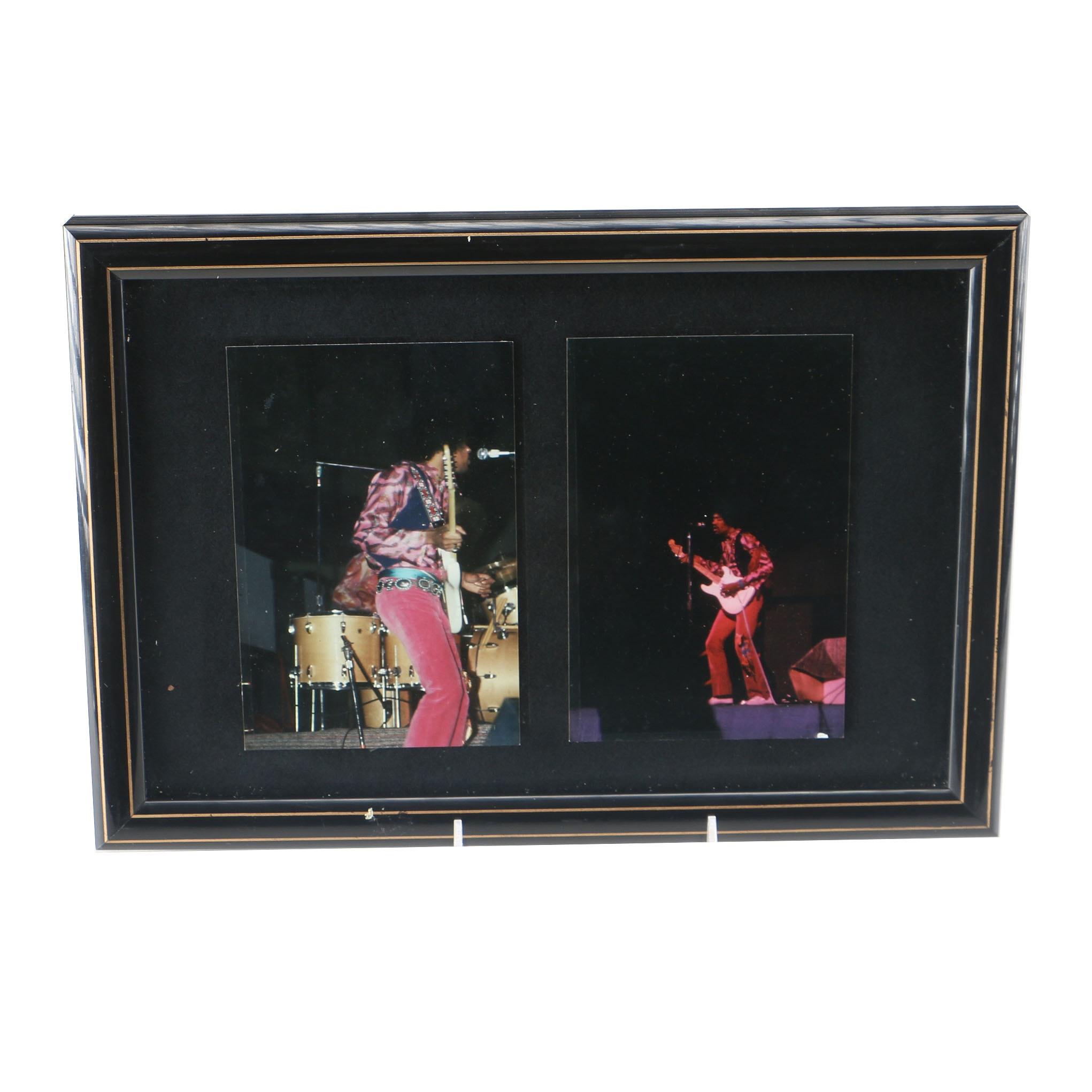Jimi Hendrix Concert Photos
