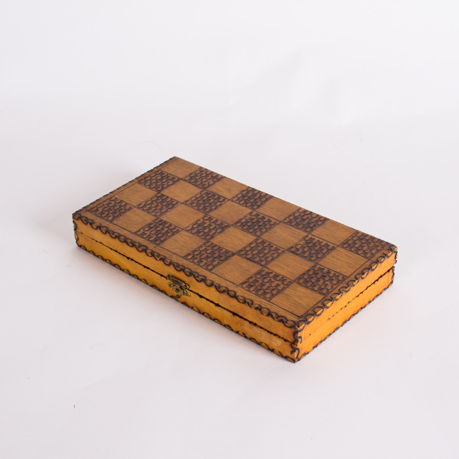 Vintage Teppich Brass Chess Set Made in Israel  EBTH