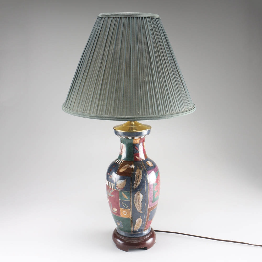 Harvest Inspired Table Lamp