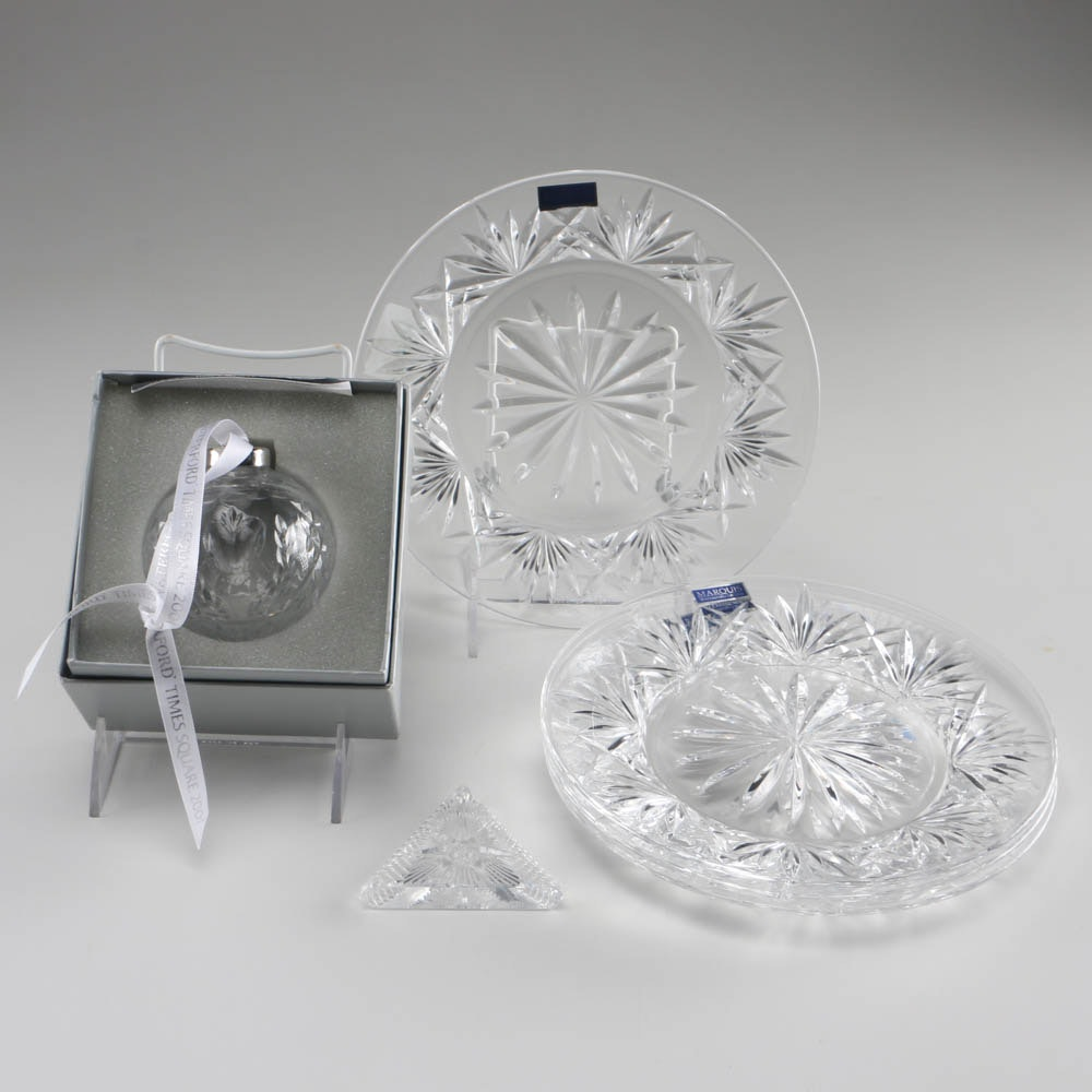 Assortment of Waterford Crystal