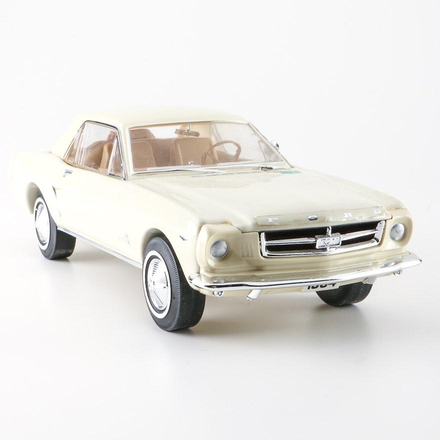 1964 Mustang Decanter