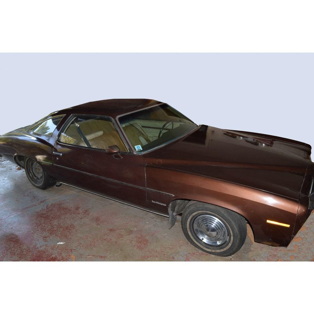 1973 Pontiac LeMans 2-Door Sport Coupe