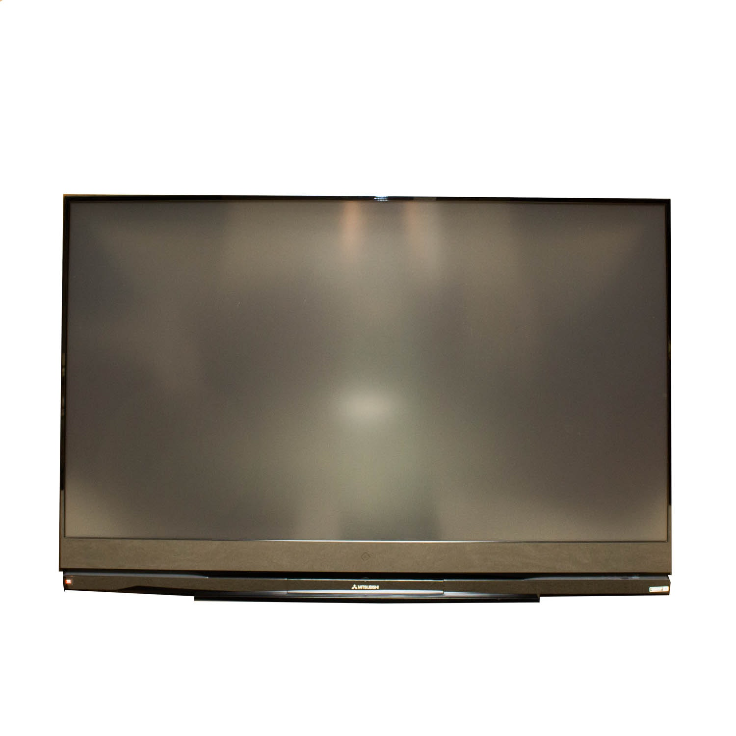 "Mitsubishi 72"" 1080p Semi-Flat Screen TV : EBTH"