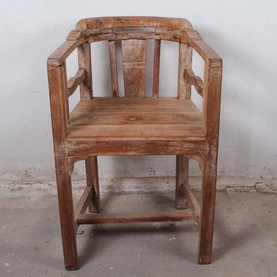 Monterey Style Armchair