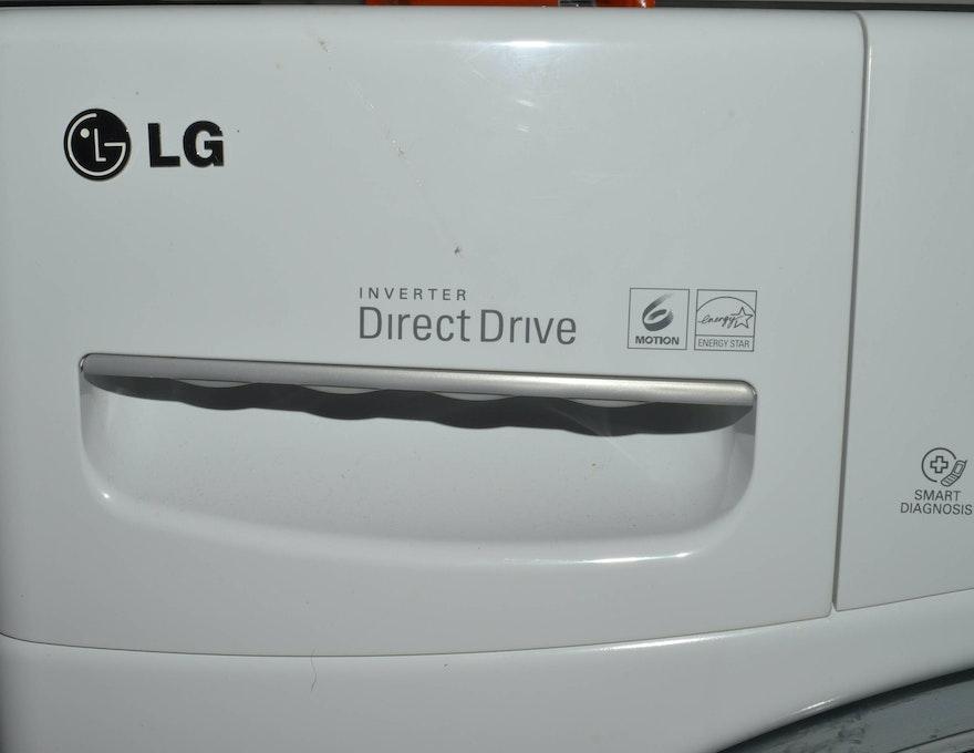 lg true balance washing machine manual