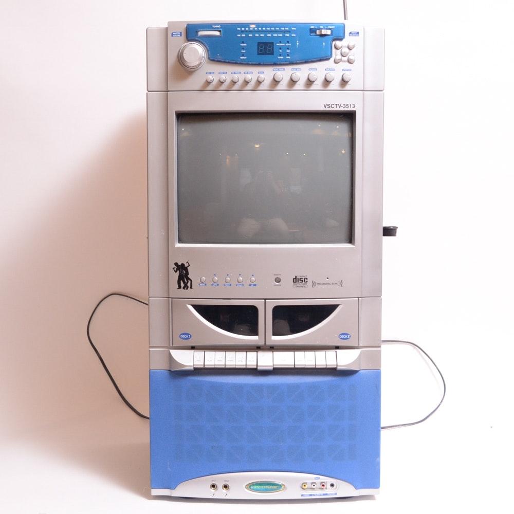 vocostar karaoke machine