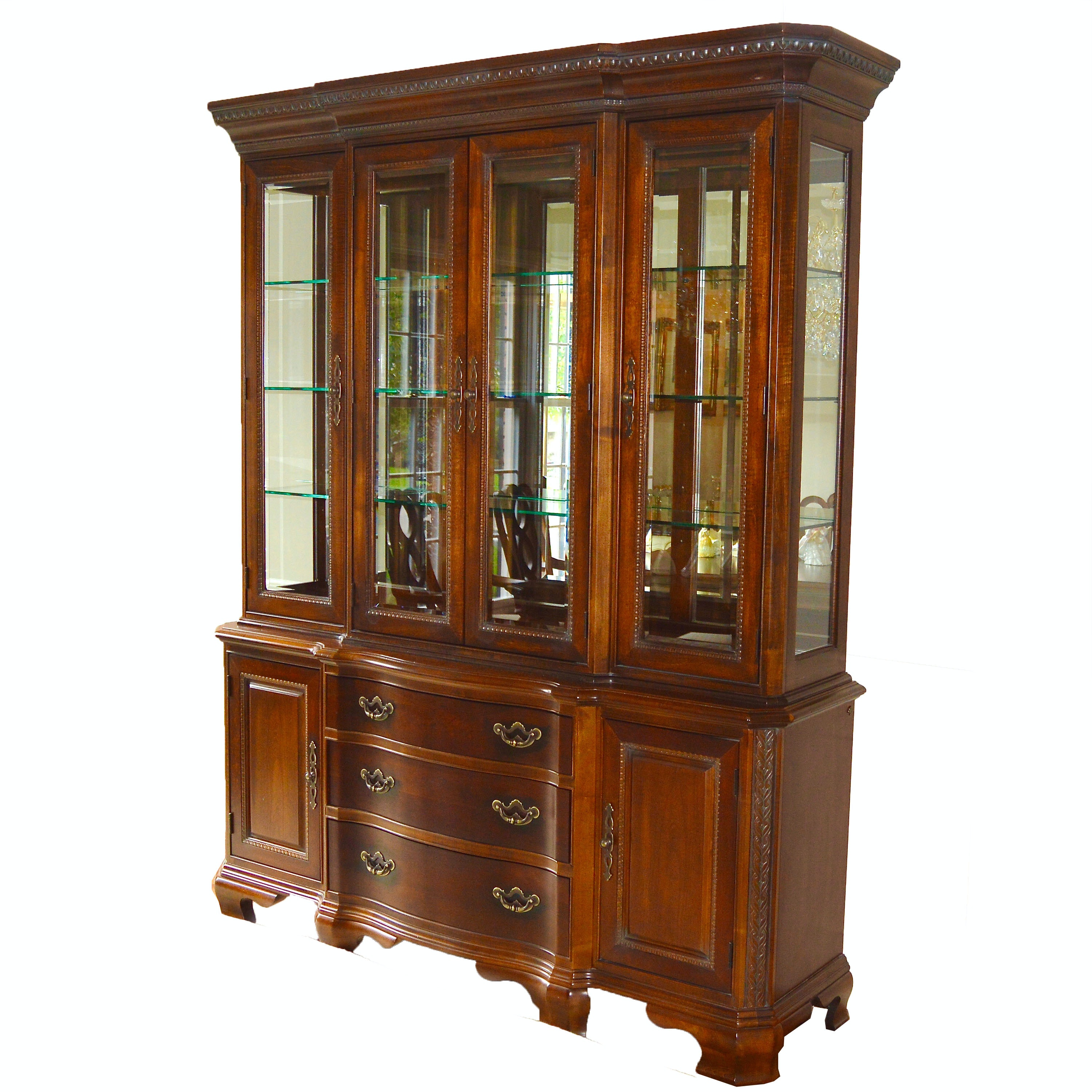 Formal Dining Room China Cabinet by American Drew