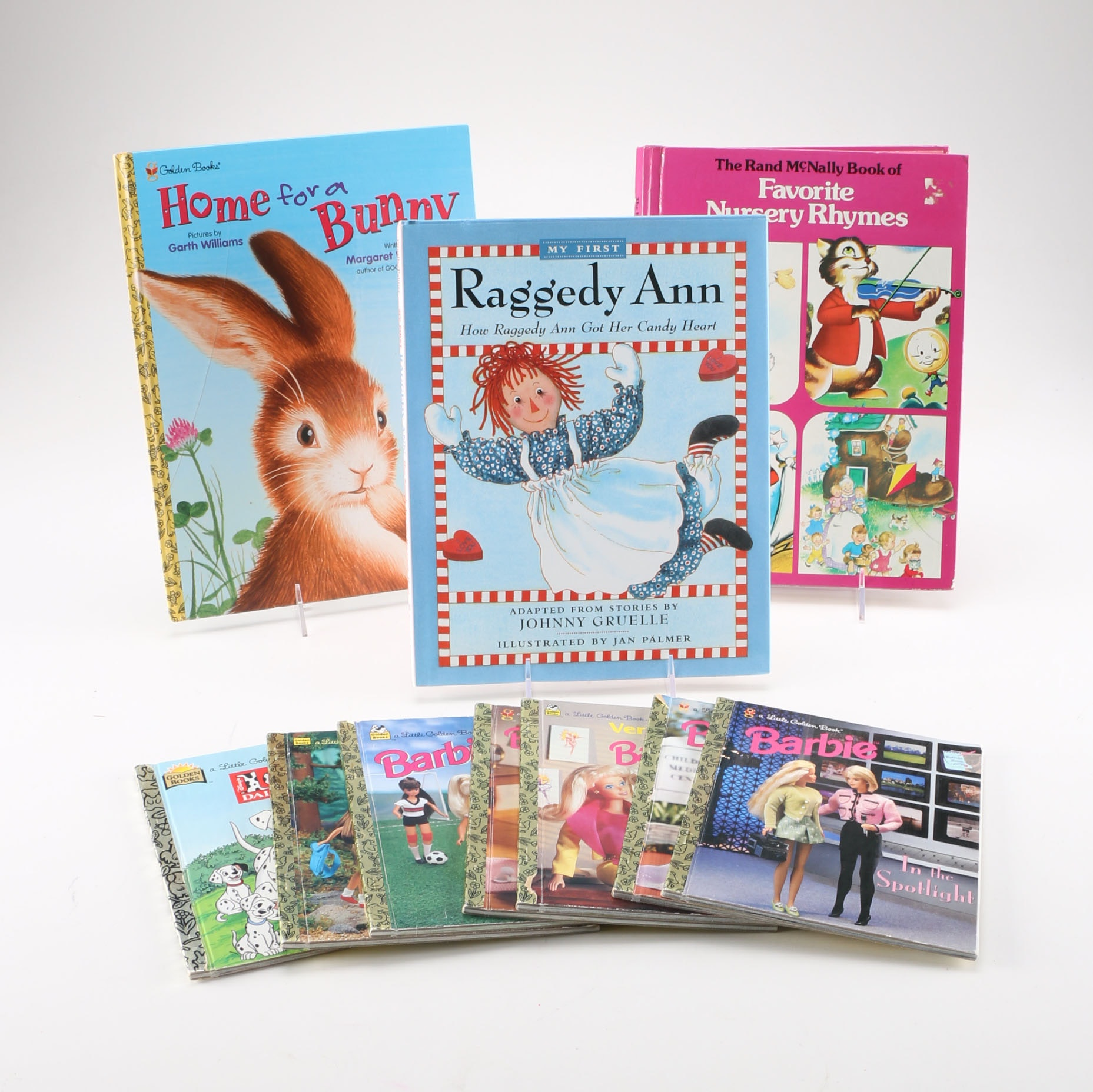 Collection of Vintage Children Books