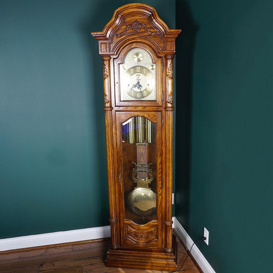 Sligh Tempus Fugit Grandfather Clock
