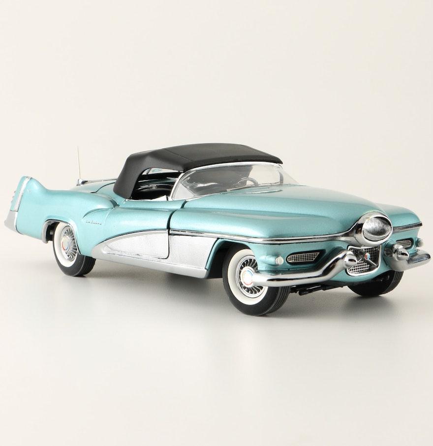 1965 Buick Lesabre For Sale 1950645: Franklin Mint 1951 Buick LeSabre Show Car : EBTH