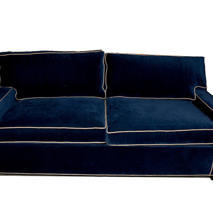 Awe Inspiring Contemporary Super Luxe Sleeper Sofa By Mitchell Gold Bob Williams Dailytribune Chair Design For Home Dailytribuneorg