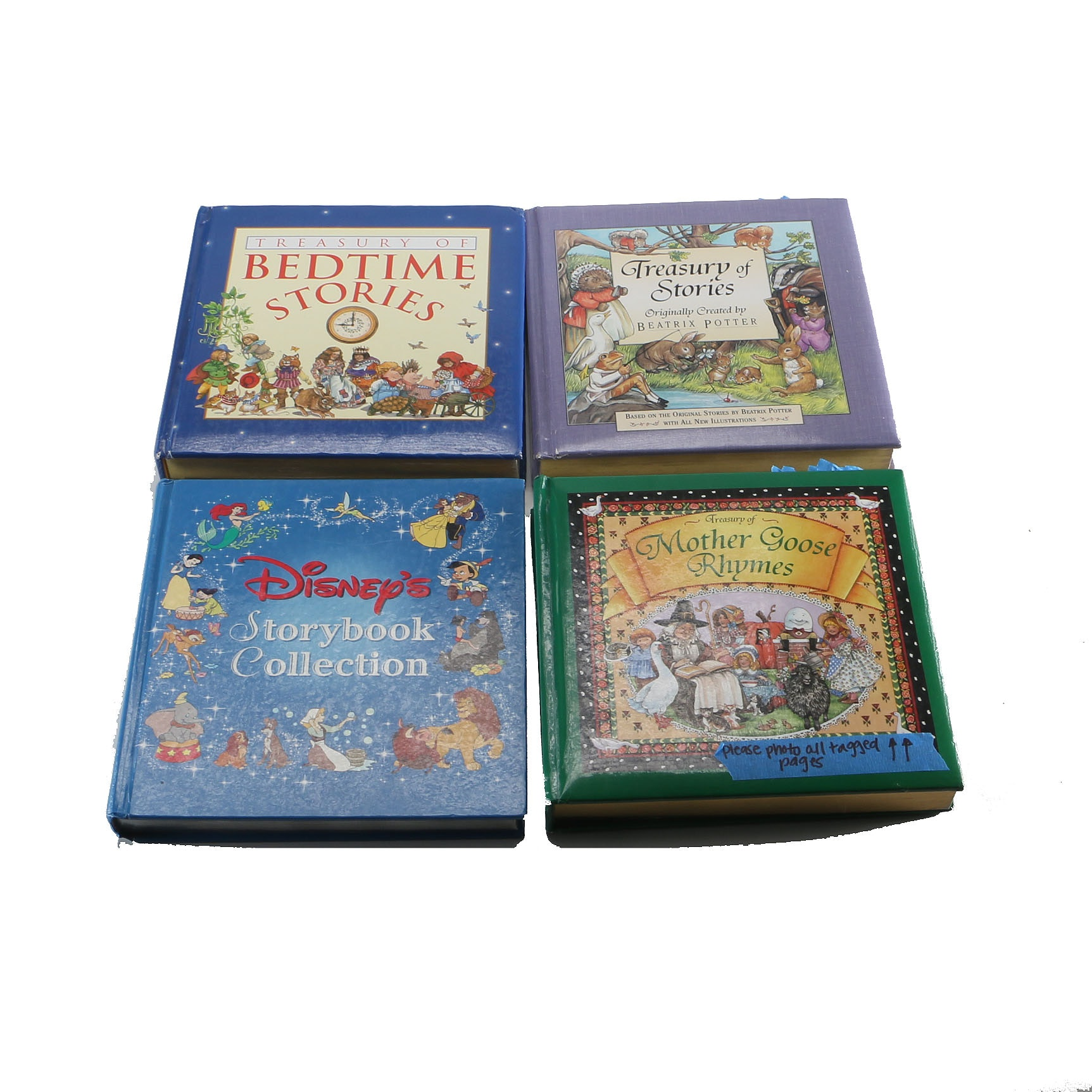 Collection of 1990s Children's Books