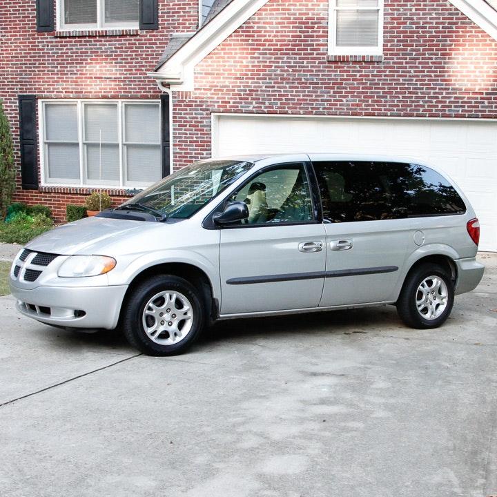 2004 Dodge Carvan SXT