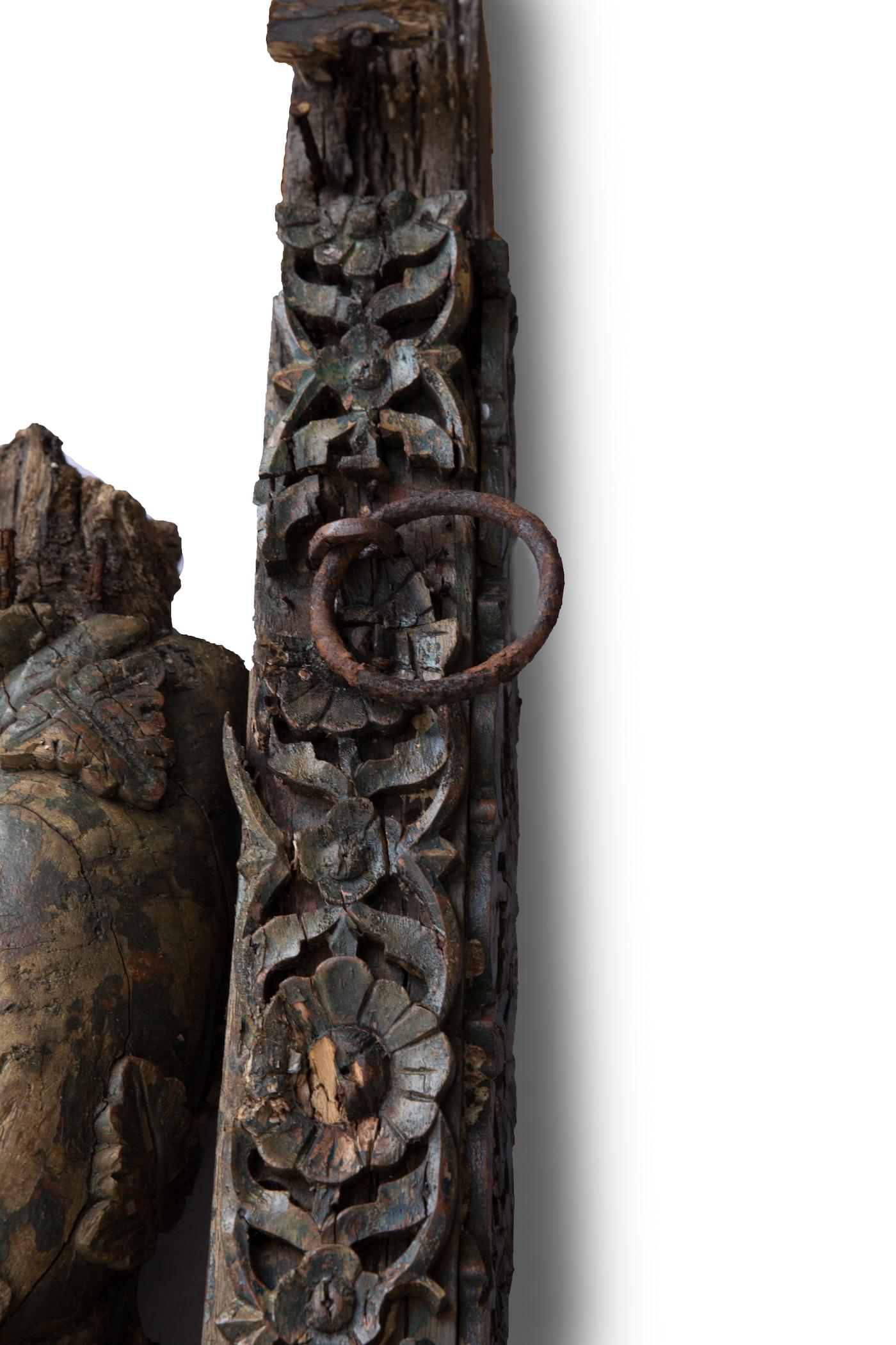 Decorative Outdoor Metal Poles And Lattice Ebth