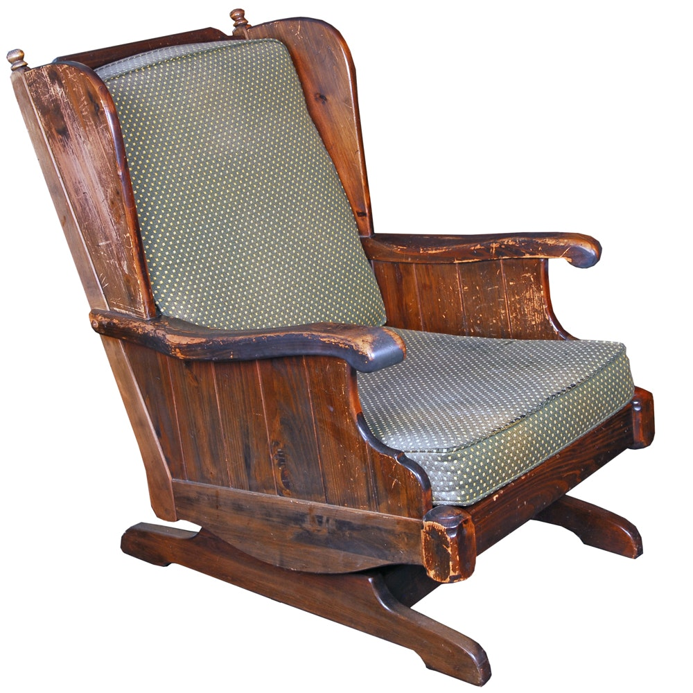 Ethan Allen Traditional Classics Rocking Chair ...