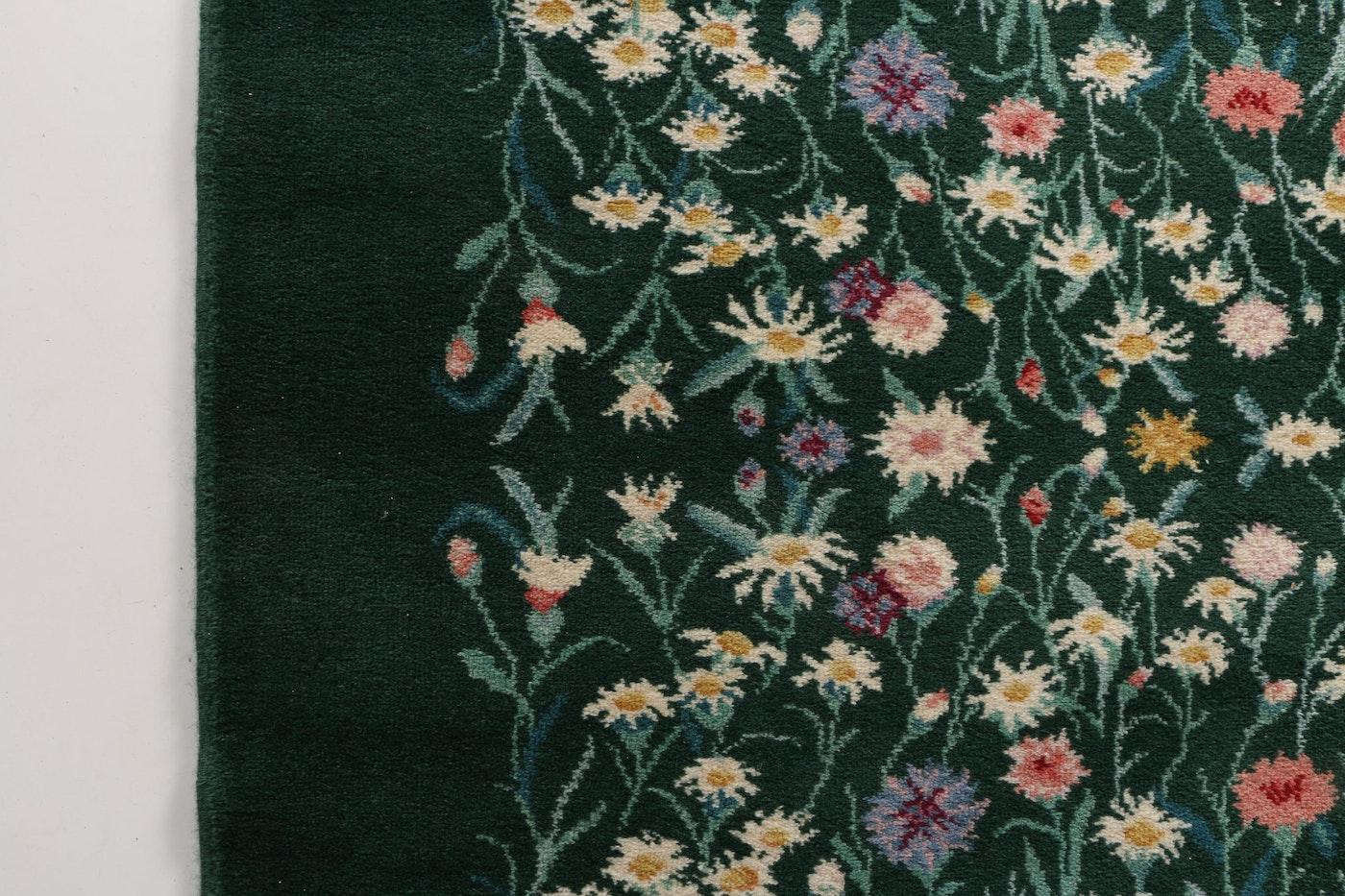 Karastan Quot The Garden Of Eden Collection Quot Wool Area Rug Ebth