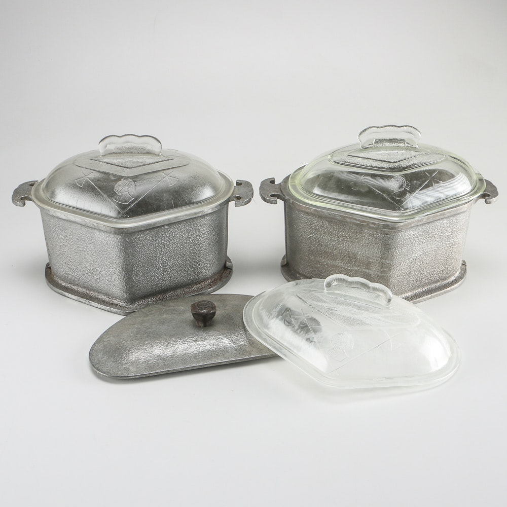 Guardian Service Pot and Lid Assortment