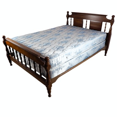 Vintage Bed Auction | Used Beds and Bedding for Sale in Louisville ...