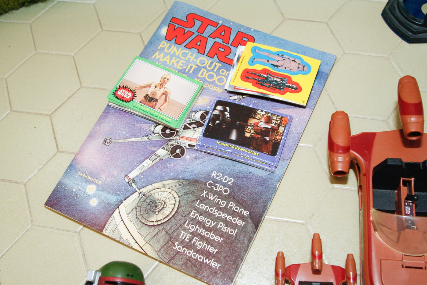 Original 1970s Kenner Death Star Space Station and More ...