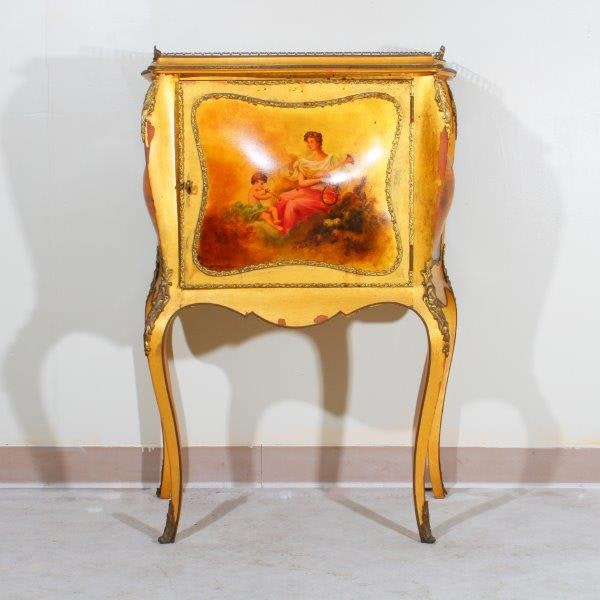 Louis XV Style Vernis Martin Commode