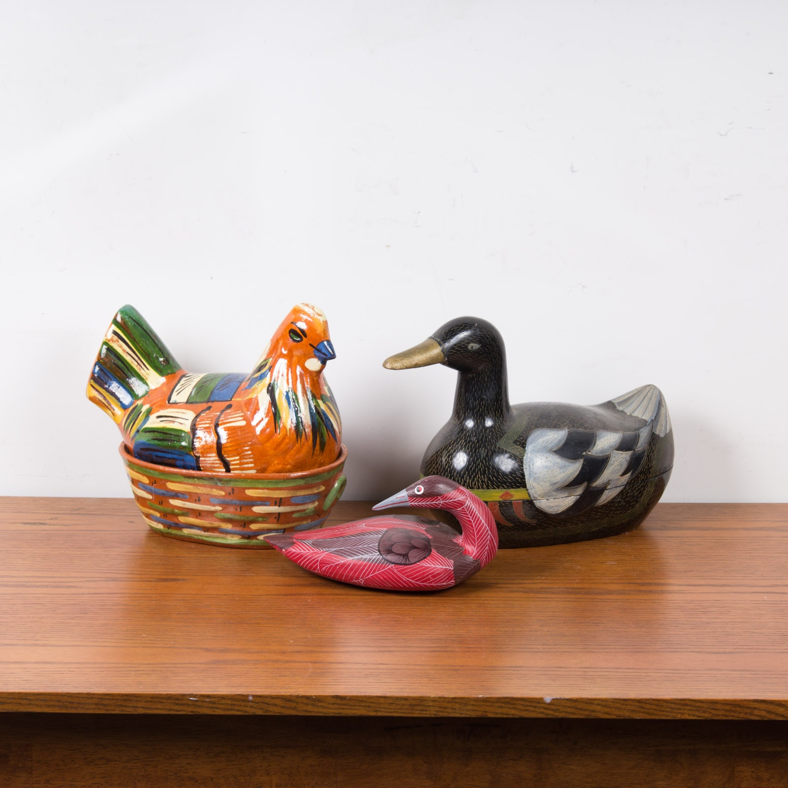 Model home art sale