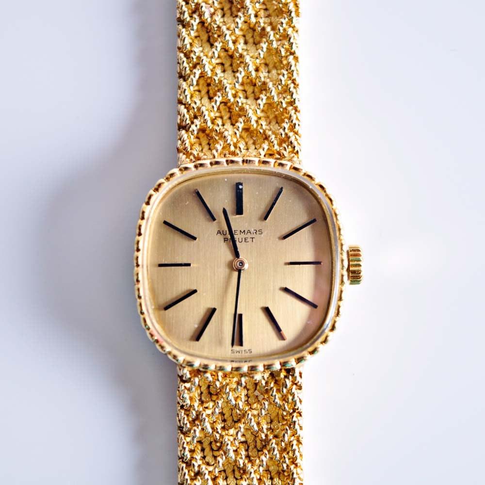 Women's 18K Audemars Piguet Wristwatch