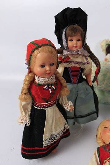 a history of dolls around the world Disney's classic ride, it's a small world, turned 50 this week here are a few facts to celebrate 1 when walt disney first conceived the ride, it was called.