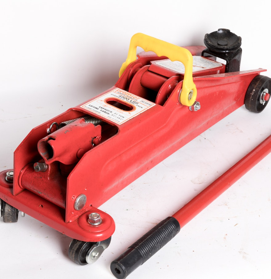 Premier power products 2 1 4 ton heavy duty hydraulic for 10 ton floor jack for sale