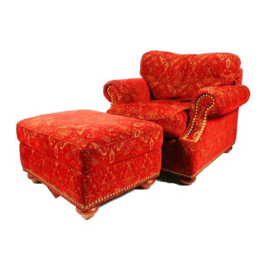 Stetson Home Classics by Vanguard Furniture Upholstered Chair and ...